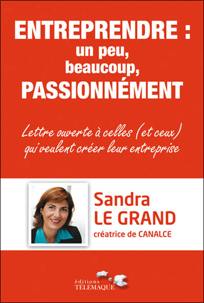 BookEntreprendre_Sandralegrand