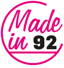 Financer et structurer son projet - Logo Made in 92