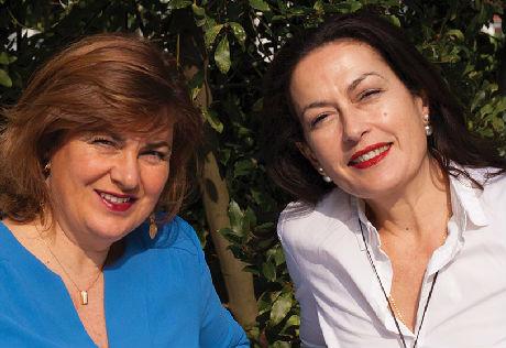 PHOTO - Sandra le Grand et Valérie Falala